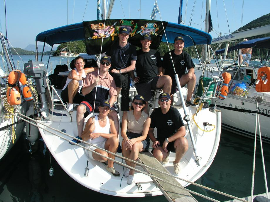 Crew 2005, 2. Woche