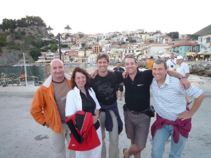 Crew 2010, Woche 1